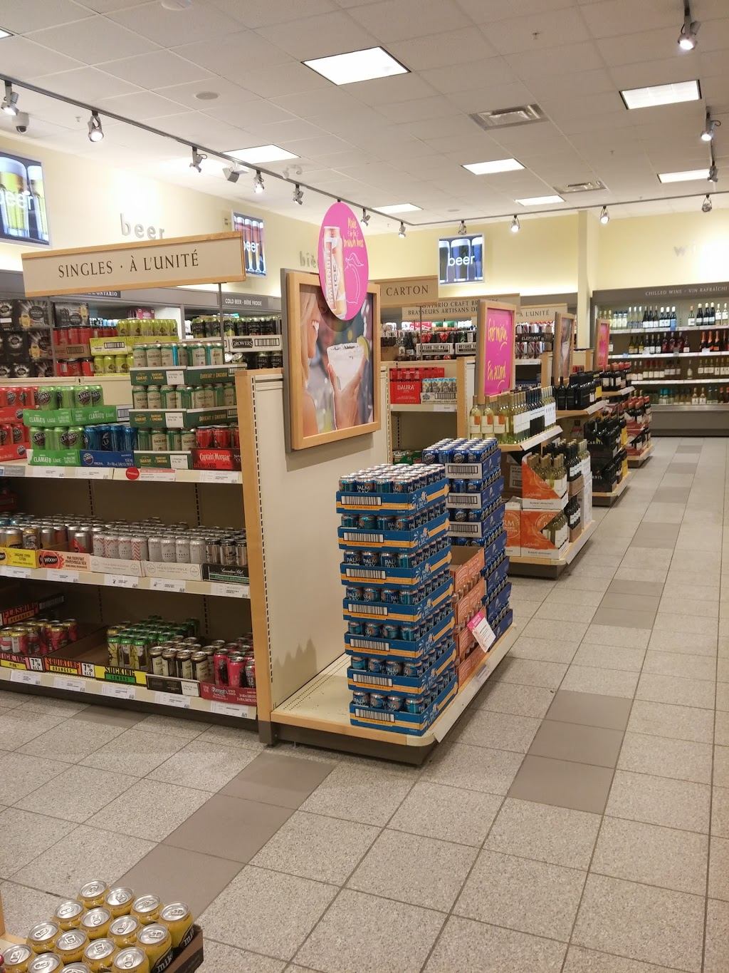 LCBO | store | 3000 Richelieu St Unit 2, Rockland, ON K4K 0B5, Canada | 6134464472 OR +1 613-446-4472