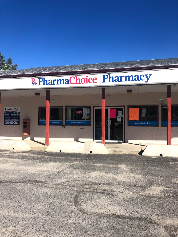 PharmaChoice   health   3874 Squilax-Anglemont Rd, Scotch Creek, BC V0E 3L0, Canada   2509550601 OR +1 250-955-0601