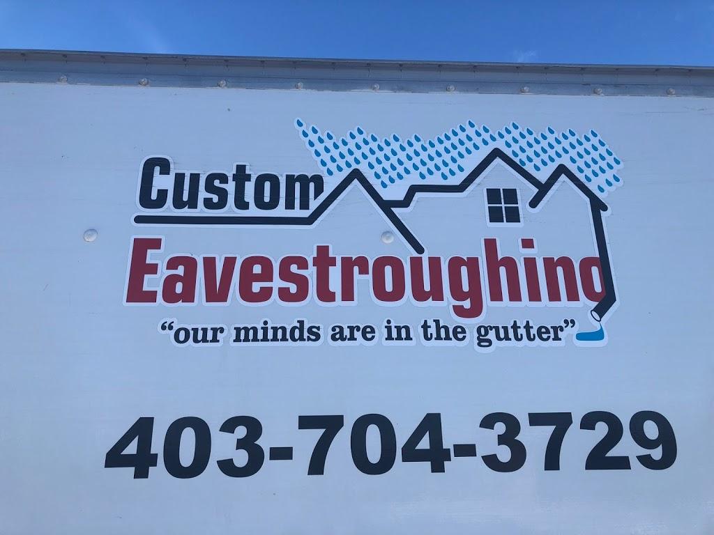 Custom Eavestroughing ltd | point of interest | 14033 AB-53, Rimbey, AB T0C 2J0, Canada | 4037043729 OR +1 403-704-3729