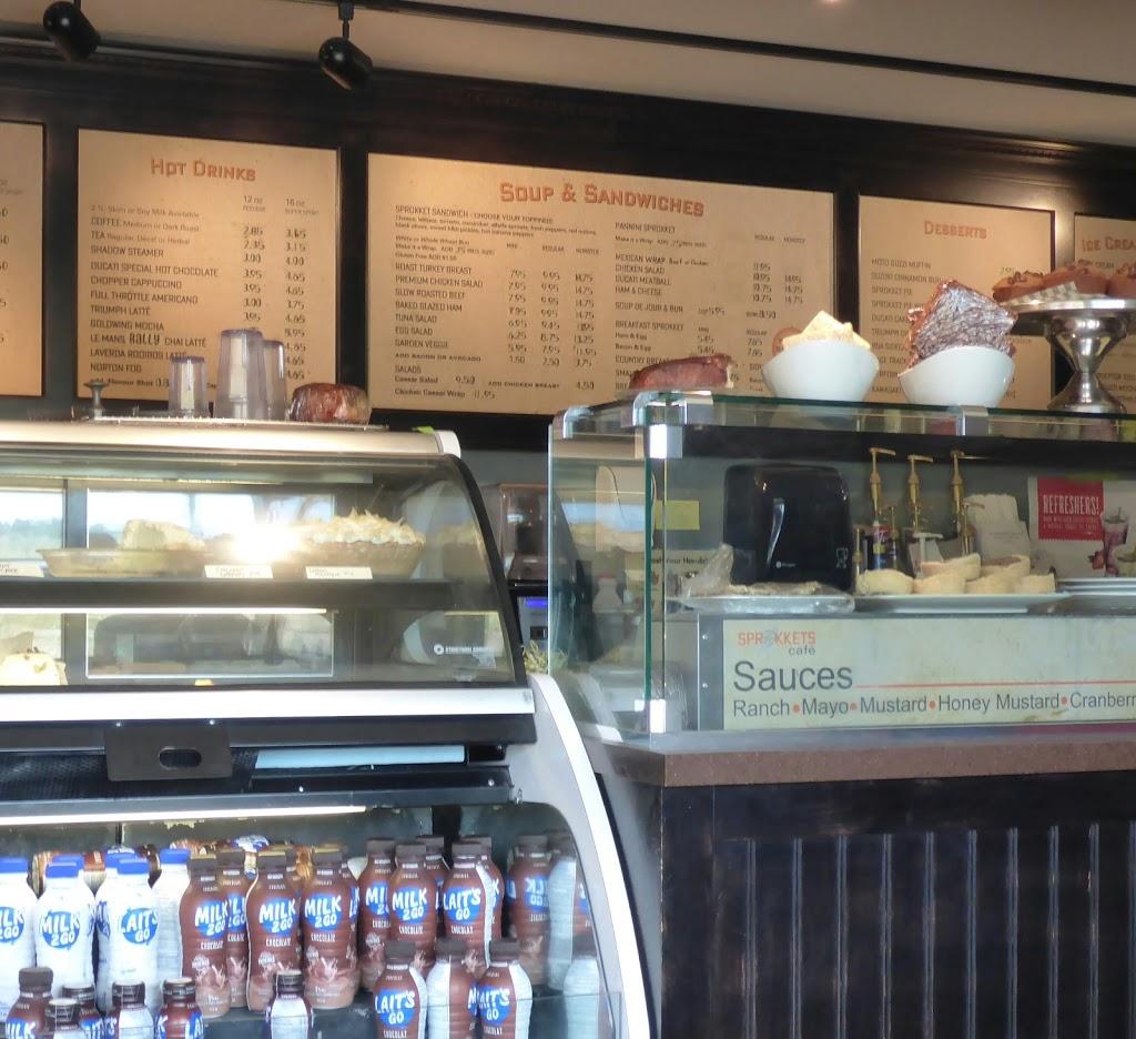 Sprokkets Café | cafe | 3096 Trans-Canada Hwy, Sorrento, BC V0E 2W1, Canada | 2508352109 OR +1 250-835-2109
