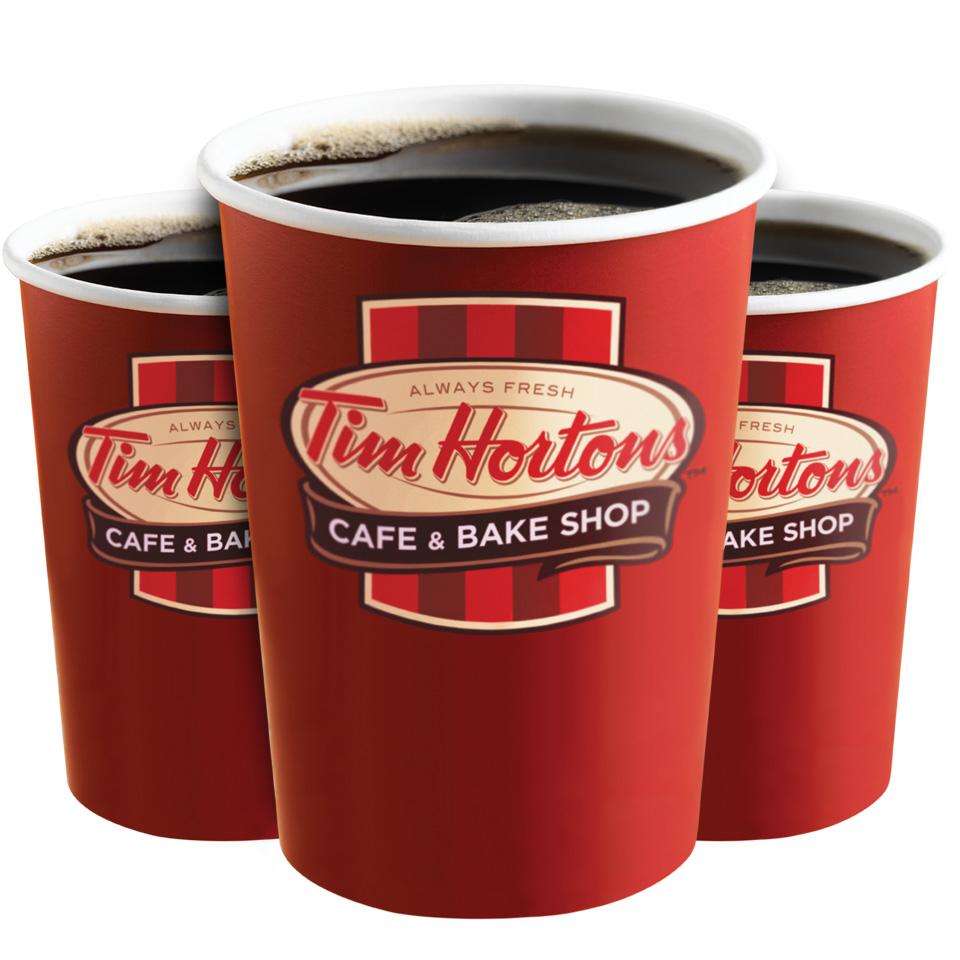 Tim Hortons | cafe | 2 Hub Ln, Moncton, NB E1C 9T5, Canada | 5068627644 OR +1 506-862-7644