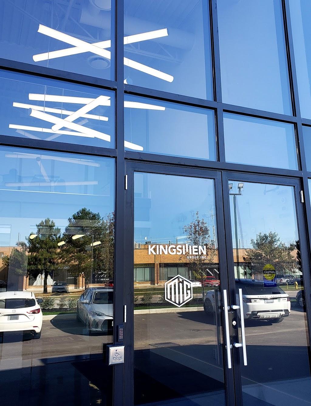 Kingsmen Group Inc | point of interest | 105b Winges Rd, Woodbridge, ON L4L 6C2, Canada | 4164458552 OR +1 416-445-8552