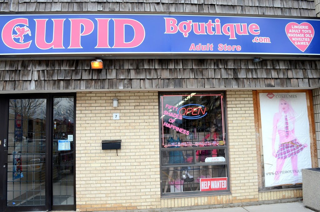 Cupid Boutique Sex Toys Shop - Brampton | clothing store | 158 Kennedy Rd S #7, Brampton, ON L6W 3G7, Canada | 9054577544 OR +1 905-457-7544