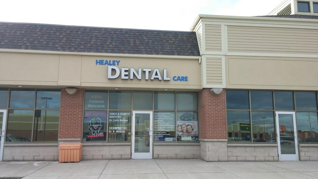 Healey Dental Care | dentist | 12788 Peel Regional Road 50 Unit #A5, Bolton, ON L7E 4G1, Canada | 9058571818 OR +1 905-857-1818