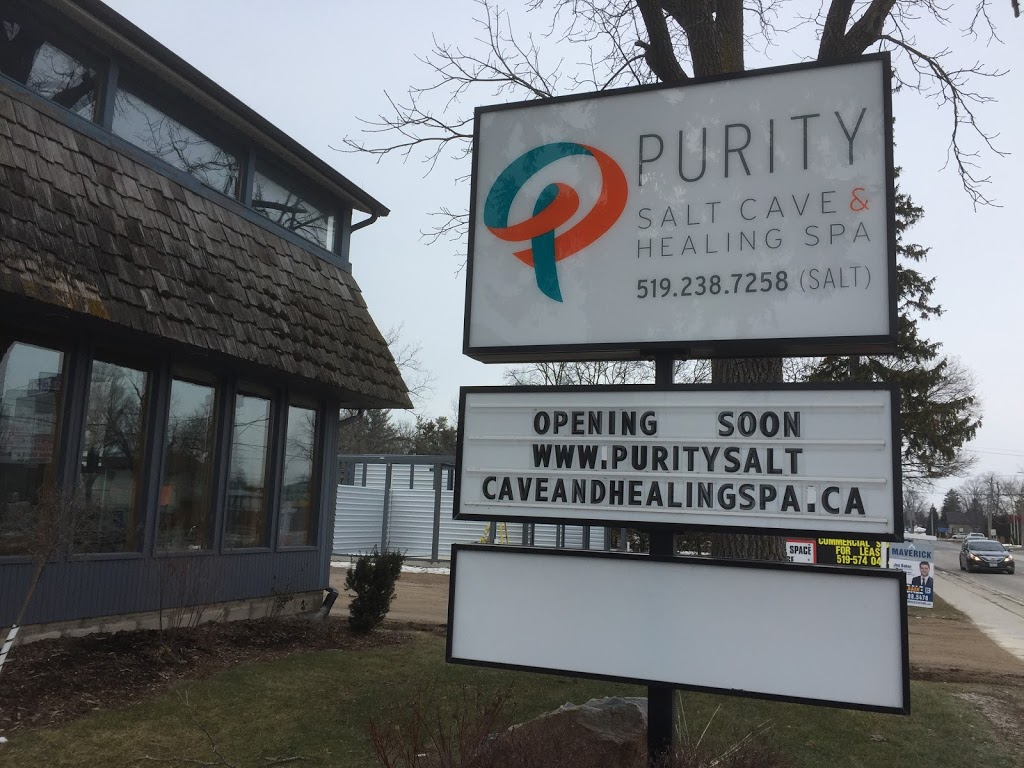 Purity Salt Cave & Healing Spa | doctor | 45 Ontario St N, Grand Bend, ON N0M 1T0, Canada | 5192387258 OR +1 519-238-7258