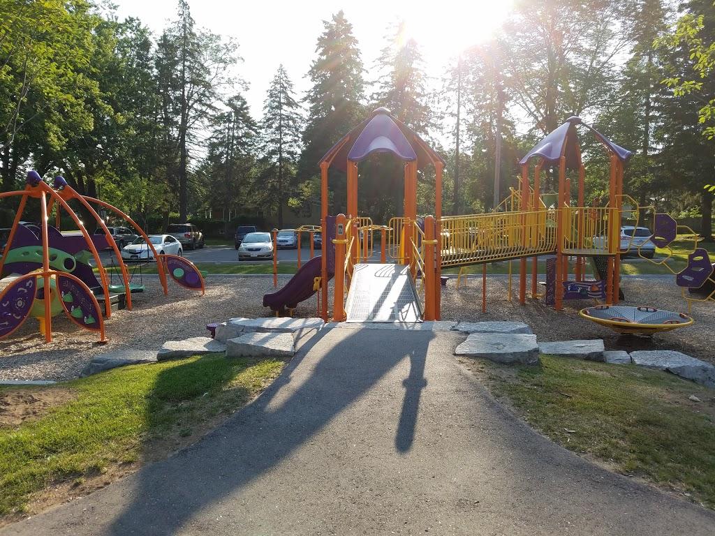 Shear Park | park | 21 Holgate St, Barrie, ON L4N 2T6, Canada