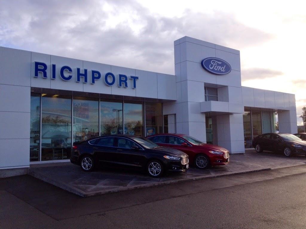 Cam Clark Ford Richmond | car dealer | 13580 Smallwood Pl, Richmond, BC V6V 2C1, Canada | 6042737331 OR +1 604-273-7331