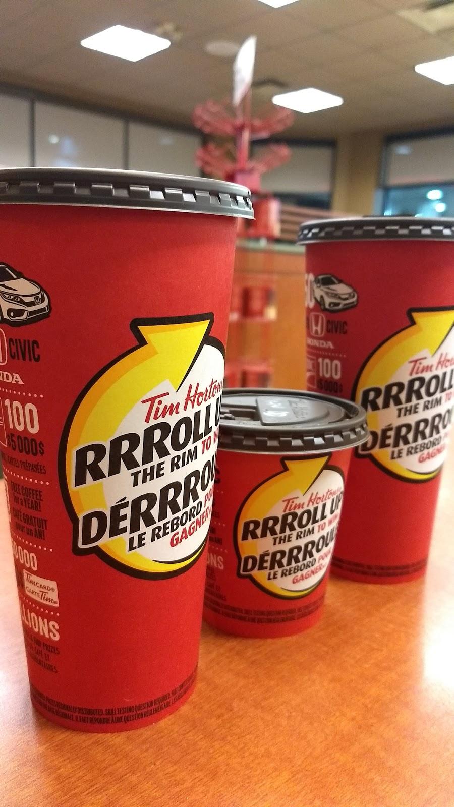Tim Hortons | cafe | 48 Dundas St W, Belleville, ON K8P 1A3, Canada | 6139678581 OR +1 613-967-8581