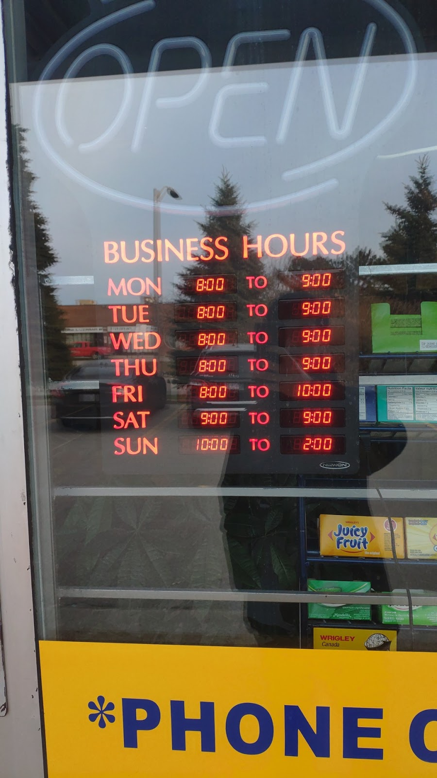 Alpha Convenience | convenience store | 3232 Steeles Ave W #4, Concord, ON L4K 4C8, Canada | 9055974220 OR +1 905-597-4220