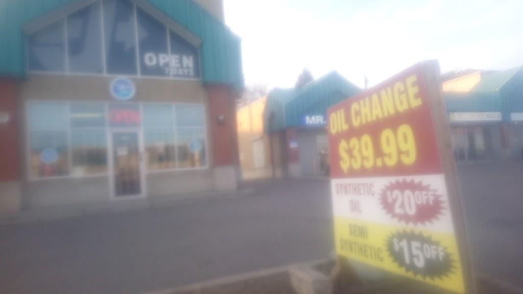 Jiffy Lube   car repair   4833 Macleod Trail SW, Calgary, AB T2G 0A7, Canada   4032837888 OR +1 403-283-7888