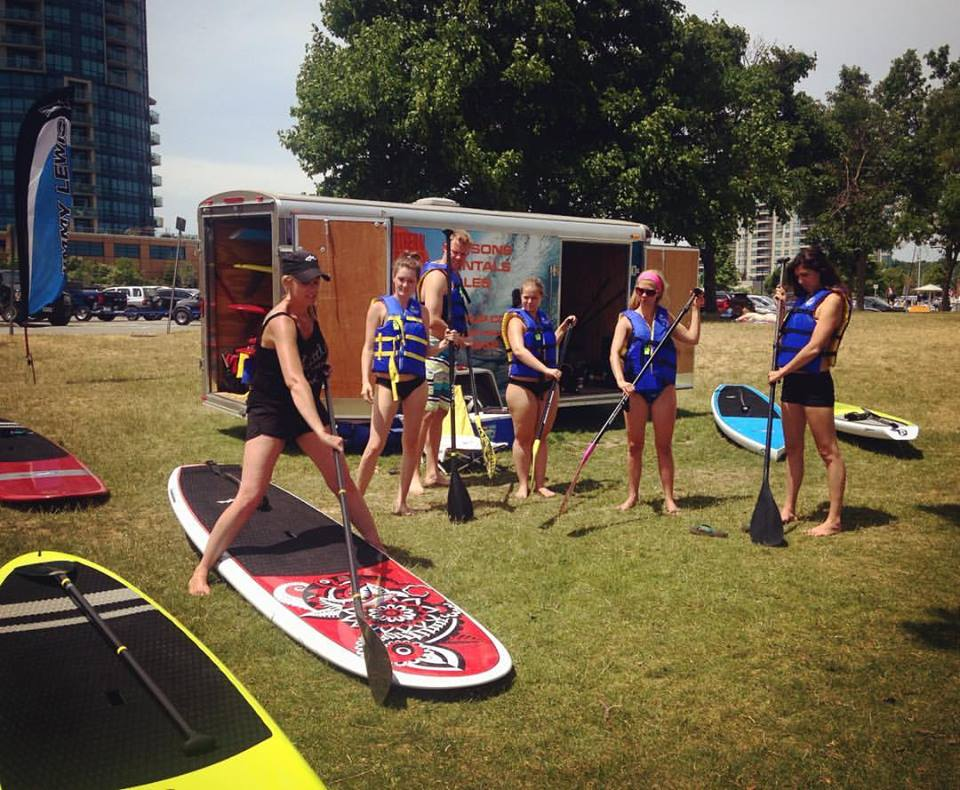 Northern Stand Up Paddle (Northern SUP) | health | Lakeshore Drive - Centennial Beach, Office - 37 Ellen St, Barrie, ON L4N 6G2, Canada | 7057182408 OR +1 705-718-2408