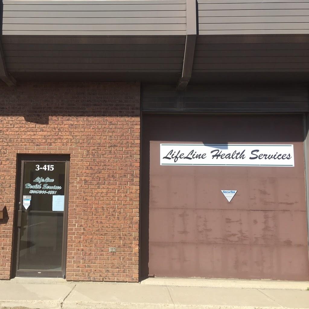 Lifeline Health Services | health | #3- 415 51st East, Saskatoon, SK S7K 6V4, Canada | 3062444821 OR +1 306-244-4821
