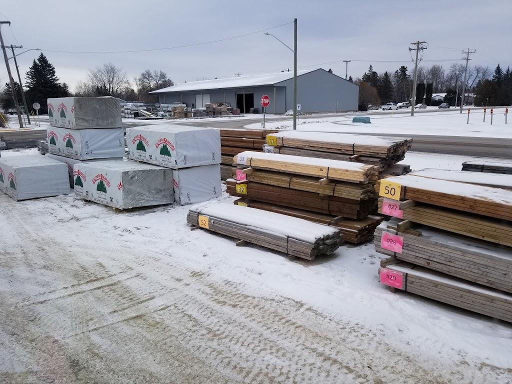 Osis Building Supplies | store | 119 Minnewawa St, Lac du Bonnet, MB R0E 1A0, Canada | 2043458631 OR +1 204-345-8631