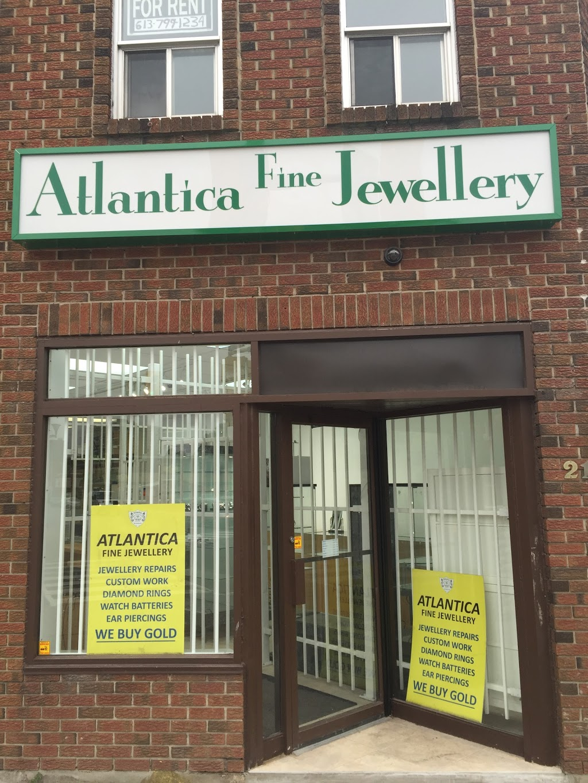 Atlantica Fine Jewellery   jewelry store   1218 Bank St, Ottawa, ON K1S 3Y1, Canada   6132331628 OR +1 613-233-1628