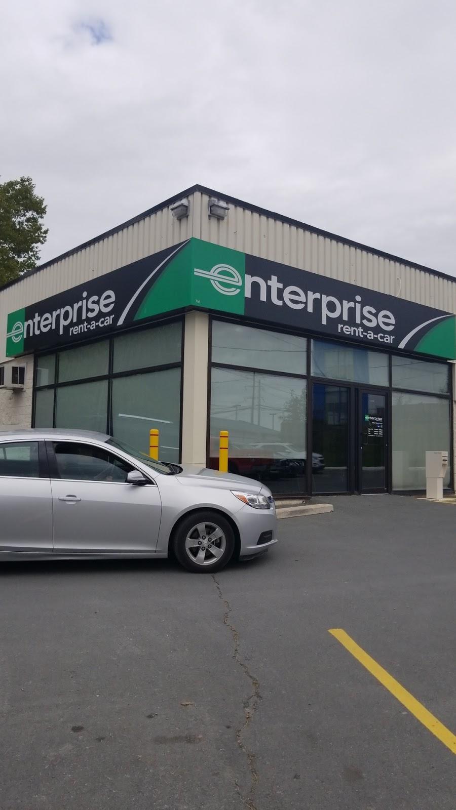 Enterprise Rent-A-Car | car rental | 3387 Kempt Rd, Halifax, NS B3K 4X5, Canada | 9024536929 OR +1 902-453-6929