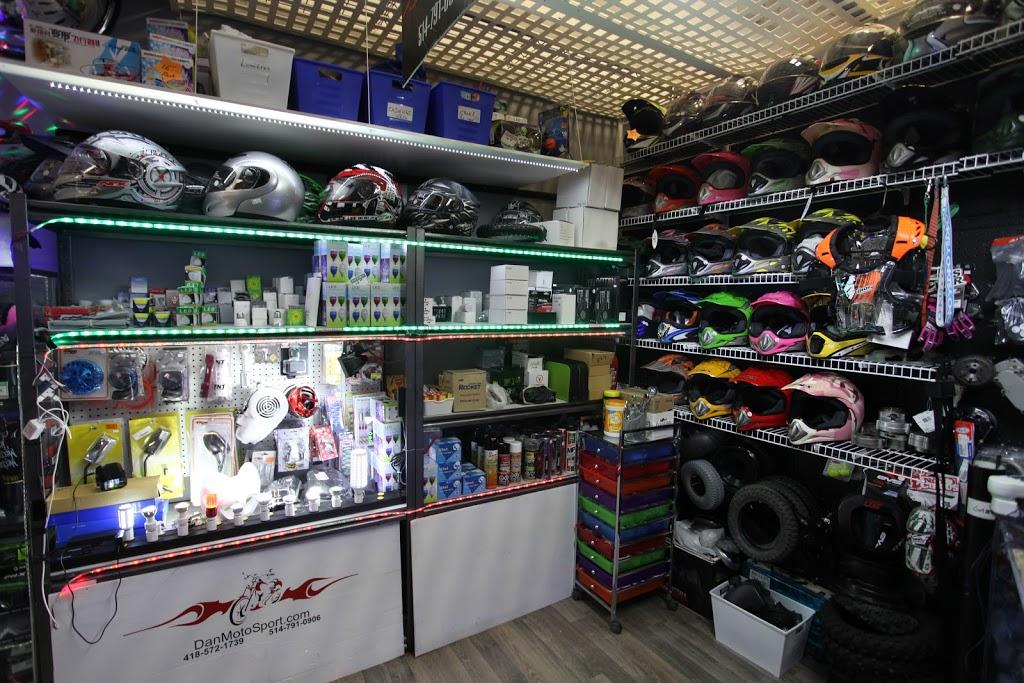 Dan Moto Sport   car repair   1750 Rue du Périgord, Québec, QC G1G 5X3, Canada   4185721739 OR +1 418-572-1739