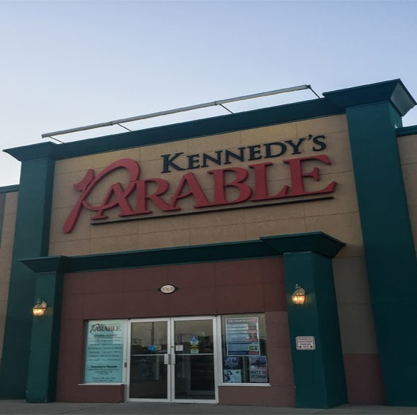 Kennedys Parable | book store | 810 Circle Dr #106B, Saskatoon, SK S7K 3T8, Canada | 3062443700 OR +1 306-244-3700