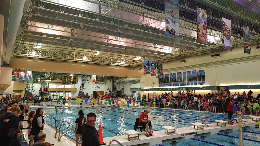 Nanaimo Aquatic Centre | cafe | 741 Third St, Nanaimo, BC V9R 7B2, Canada | 2507565200 OR +1 250-756-5200