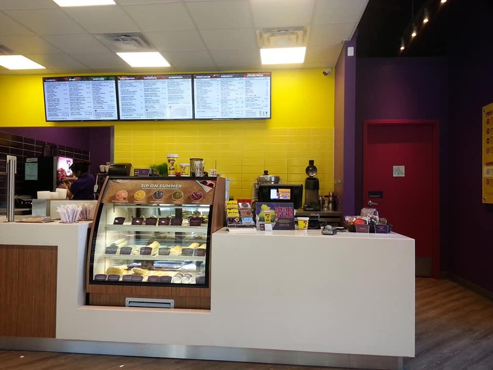 Booster Juice   cafe   590 Old Hope Princeton Way, Hope, BC V0X 1L4, Canada   6048692057 OR +1 604-869-2057