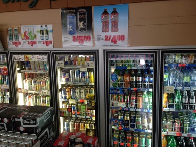 Dépanneur King Ouest (Boni-Soir) | convenience store | 811 Rue King Ouest, Sherbrooke, QC J1H 1R9, Canada | 8195665118 OR +1 819-566-5118
