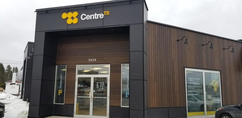 Centre TS | clothing store | 5020 Boulevard Industriel, Sherbrooke, QC J1R 0T2, Canada | 8194725426 OR +1 819-472-5426