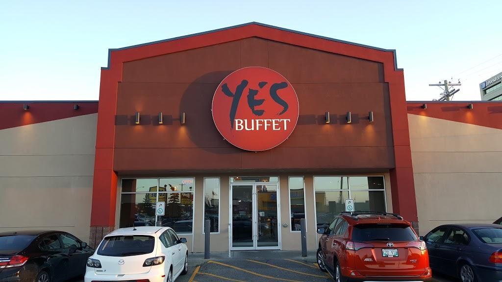 Yes Buffet | restaurant | 616 St James St, Winnipeg, MB R3G 3J5, Canada | 2048966666 OR +1 204-896-6666