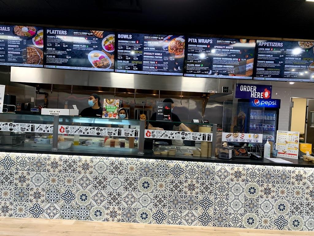 Tahinis | restaurant | 1554 Main St W, Hamilton, ON L8S 1E5, Canada | 9059720900 OR +1 905-972-0900