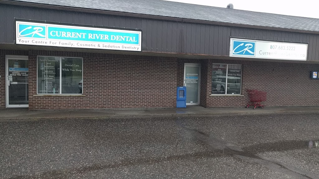 Current River Dental | dentist | 470 Hodder Ave, Thunder Bay, ON P7A 7X5, Canada | 8076835222 OR +1 807-683-5222