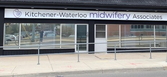 Kitchener Waterloo Midwifery Associates   health   926 King St W, Kitchener, ON N2G 1G4, Canada   5195698679 OR +1 519-569-8679