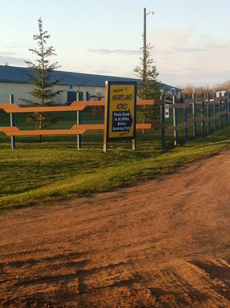 Heartland Acres RV Park | lodging | 21308-TWP 582, Box 1407 Redwater, Thorhild County No. 7, AB T0A 2W0, Canada | 7807777576 OR +1 780-777-7576
