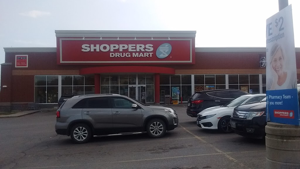 Shoppers Drug Mart | health | 55 Front St N, Orillia, ON L3V 4R7, Canada | 7053252377 OR +1 705-325-2377