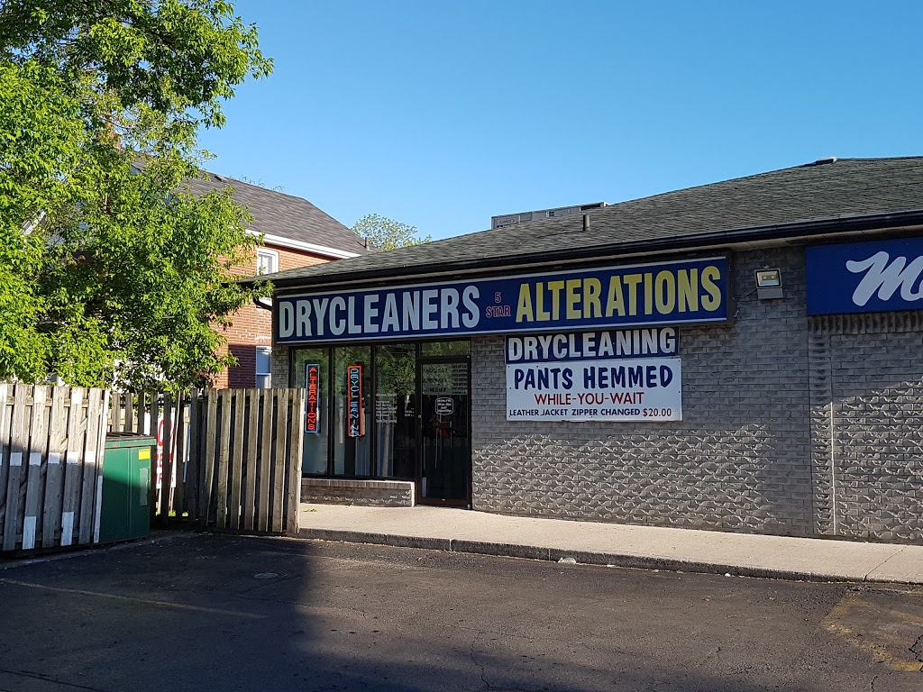 Five Star Dry Cleaning & Alterations | laundry | 258 Park Rd S, Oshawa, ON L1J 4H3, Canada | 9057253328 OR +1 905-725-3328