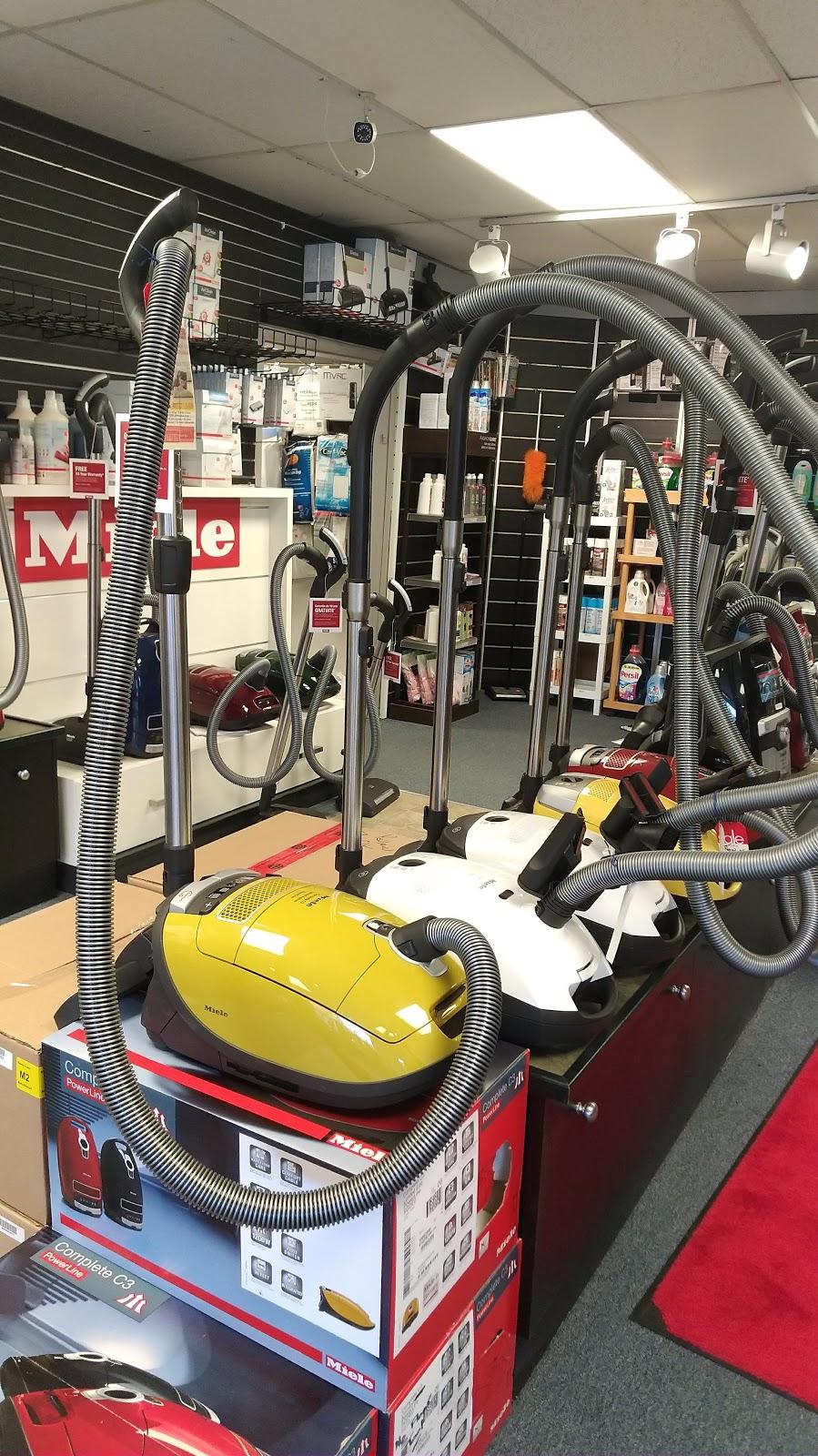 All Victoria Vacuums | store | 1400 Hillside Ave, Victoria, BC V8T 2B7, Canada | 2505952622 OR +1 250-595-2622