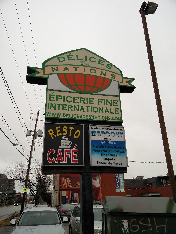 Délices Des Nations | store | 185 Rue Belvédère N, Sherbrooke, QC J1H 4A7, Canada | 8194811443 OR +1 819-481-1443