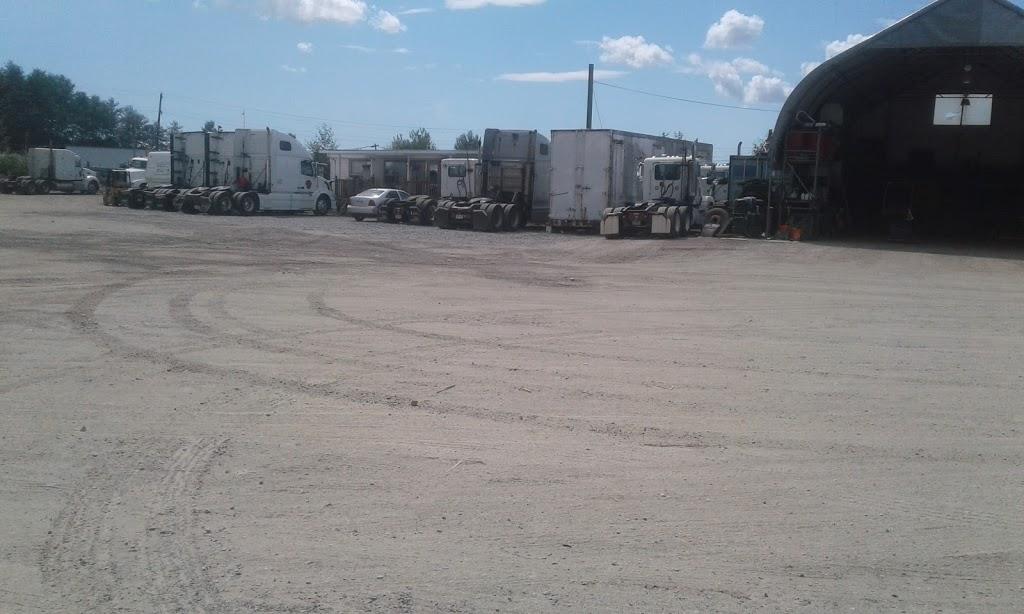 TMG Logistics Inc Yard | moving company | 10840 125 St, Surrey, BC V3V 4Z2, Canada | 6045983680 OR +1 604-598-3680