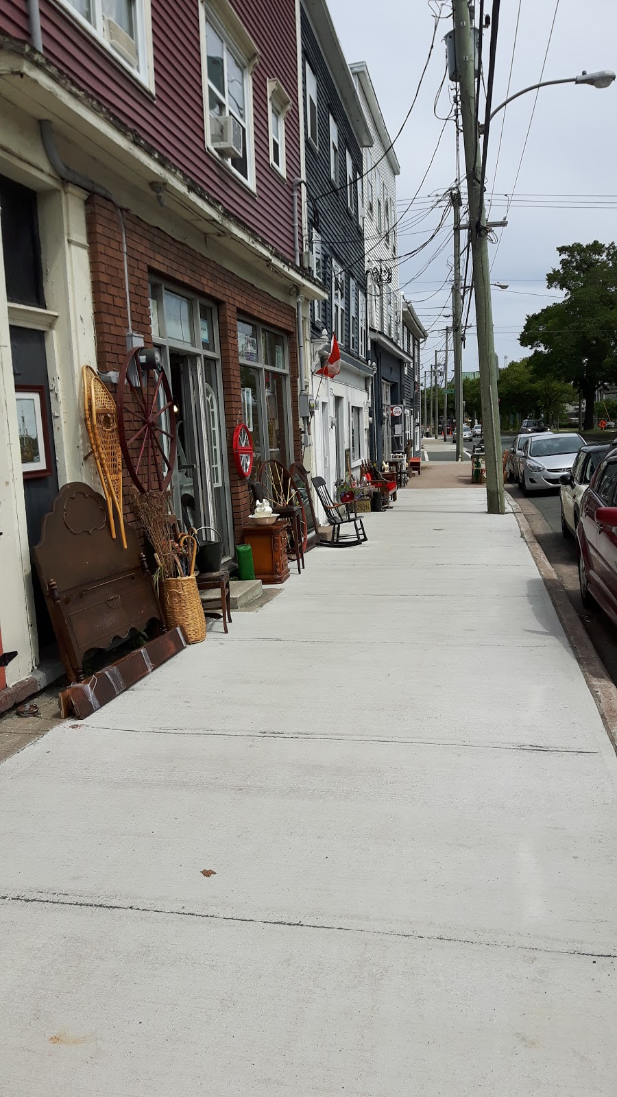 A-Vintage Shop | store | 572 Water St, St. Johns, NL A1E 1B8, Canada | 7097385892 OR +1 709-738-5892