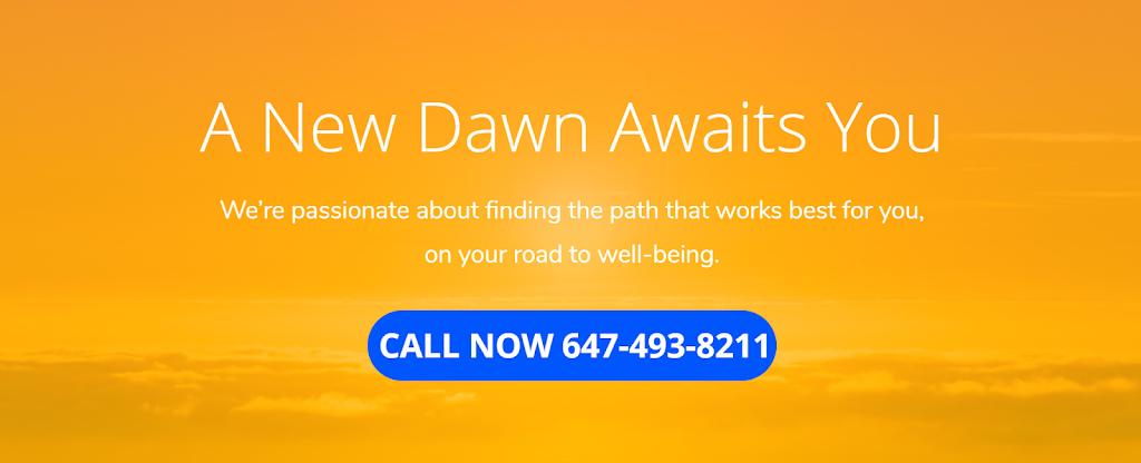 New Dawn Medical - Drug Addiction Clinic (Suboxone, Methadone), Pain Clinic, Virtual Walk-in Clinic, Internal Medicine Clinic (Brampton)   health   90 Resolution Dr Unit #2, Brampton, ON L6W 0A7, Canada   6474938211 OR +1 647-493-8211