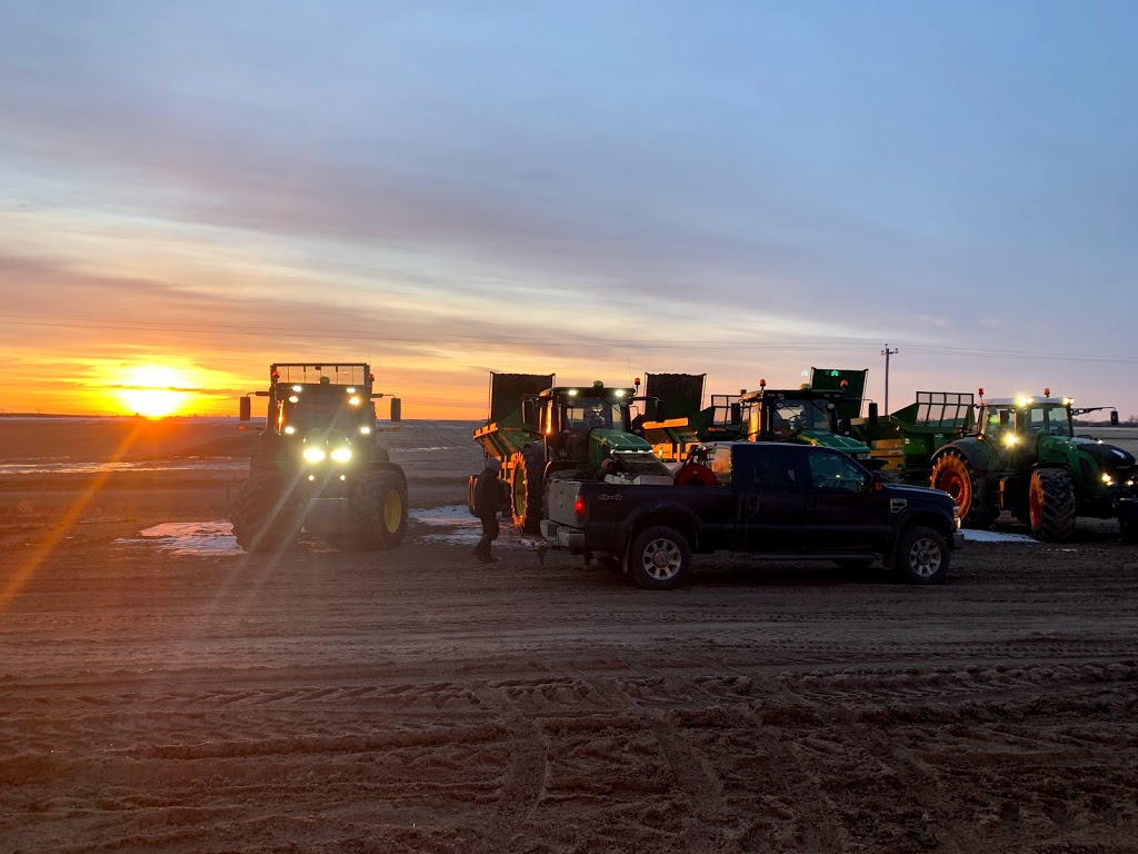 Holtrop Enterprises Farming Ltd. | point of interest | Township Rd 412, Lacombe County, AB T4L 2N3, Canada | 4035062999 OR +1 403-506-2999