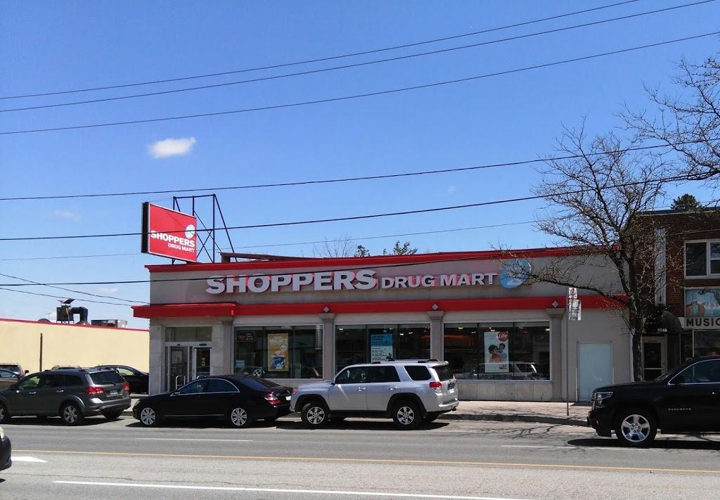 Shoppers Drug Mart | health | 2047 Avenue Rd, North York, ON M5M 4A7, Canada | 4167891122 OR +1 416-789-1122