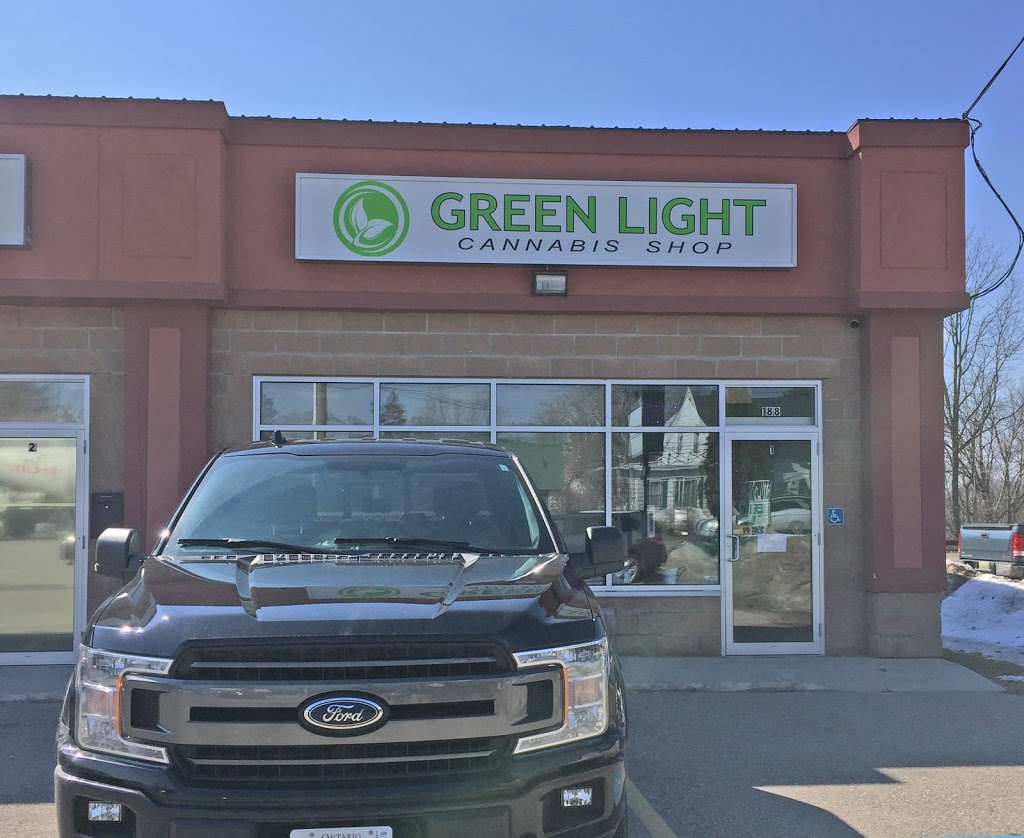 Green Light Cannabis Shop | store | 1-188 Sunset Dr, St Thomas, ON N5R 3B9, Canada