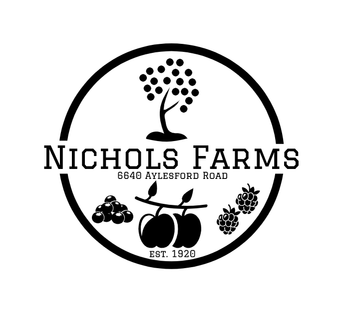 Nichols Farms | point of interest | 6640 Aylesford Rd, Aylesford, NS B0P 1C0, Canada | 9028471516 OR +1 902-847-1516