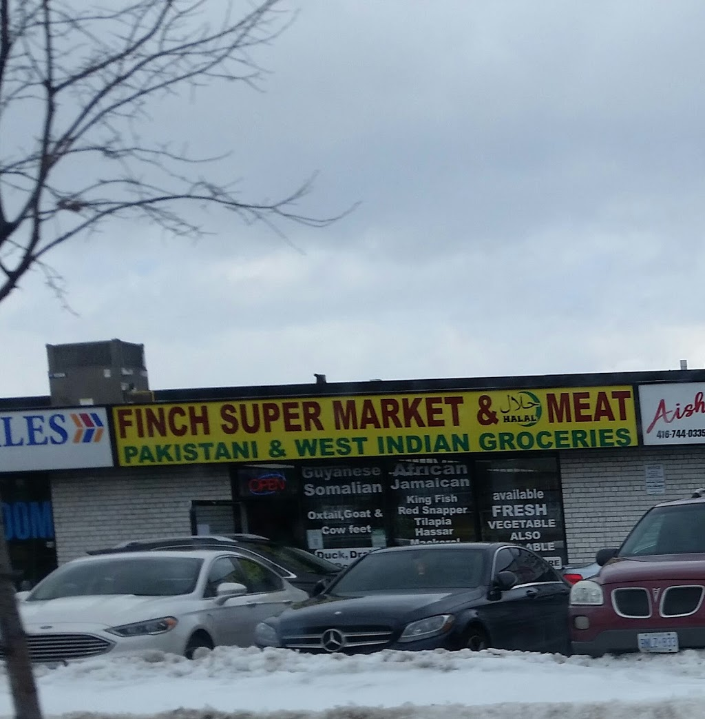 Finch Super Maket & Meat | store | Toronto, ON M9M 2E9, Canada | 4167466328 OR +1 416-746-6328