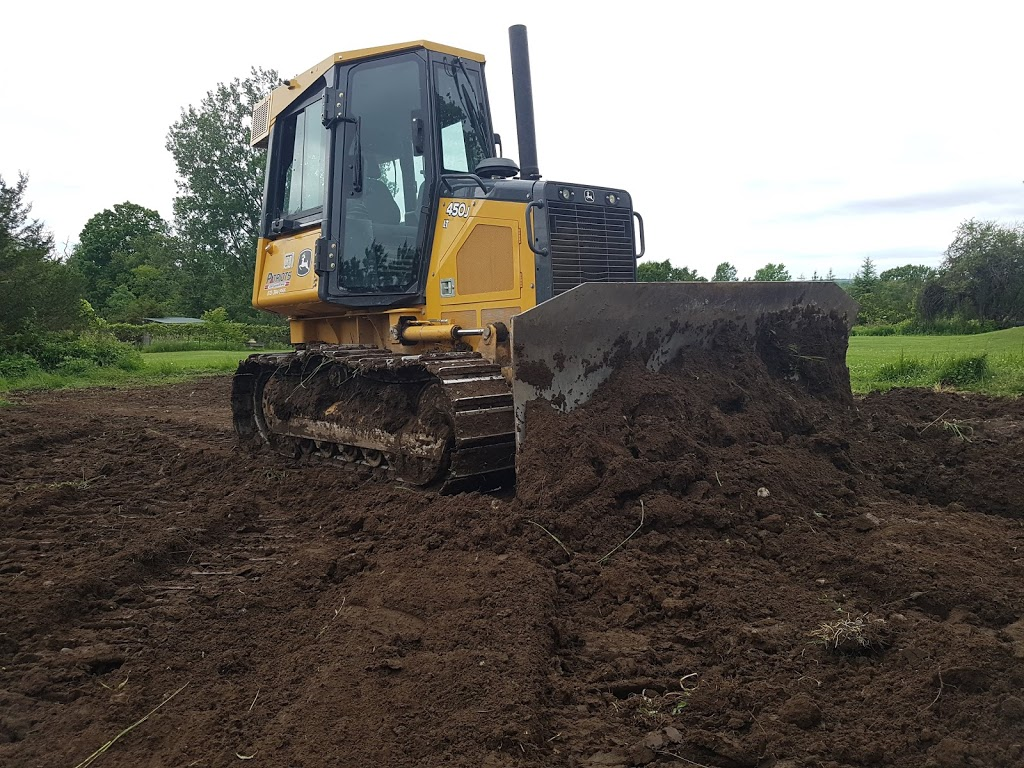 Patriots Ecavating | point of interest | 134 Whites Rd, Trenton, ON K8V 5P5, Canada | 6132424153 OR +1 613-242-4153