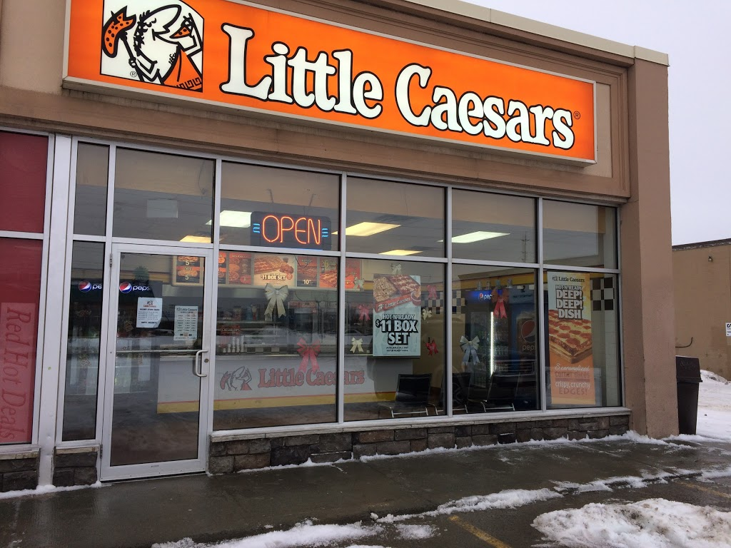 Little Caesars Pizza | meal takeaway | 1542 Lasalle Blvd, Sudbury, ON P3A 1Y7, Canada | 7055249995 OR +1 705-524-9995