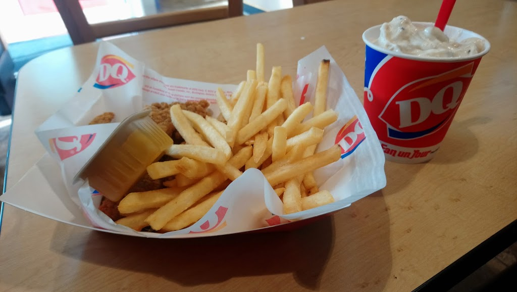Dairy Queen Grill & Chill   restaurant   834 Webber Greens Dr NW, Edmonton, AB T5T 4K5, Canada   7804241117 OR +1 780-424-1117