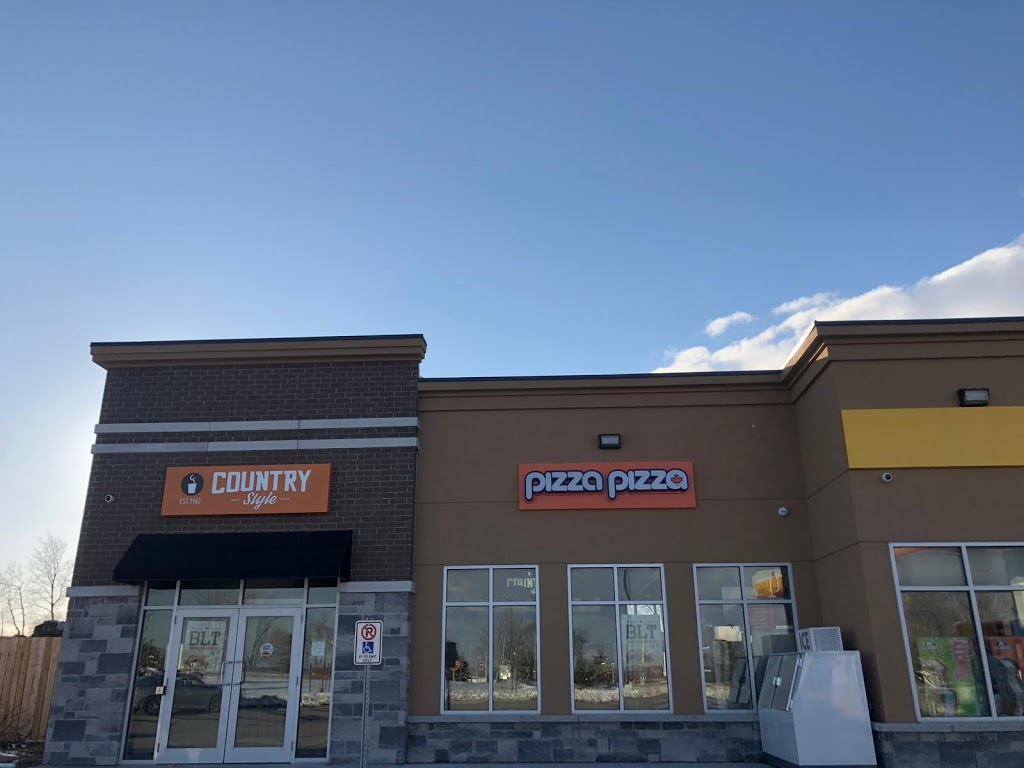 Pizza Pizza and Country Style   restaurant   19100 ON-12, Greenbank, ON L0C 1B0, Canada   9059851115 OR +1 905-985-1115