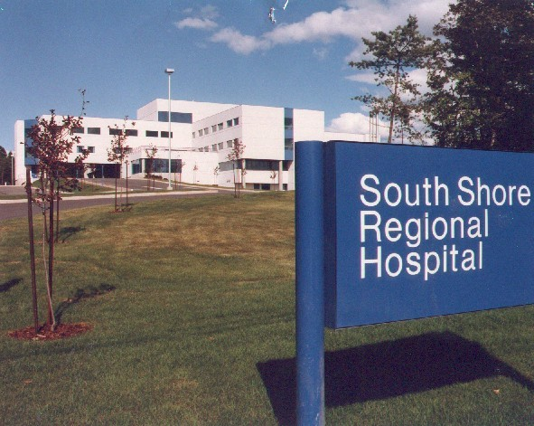 South Shore Regional Hospital | health | 90 Glen Allan Dr, Bridgewater, NS B4V 3S6, Canada | 9025434603 OR +1 902-543-4603