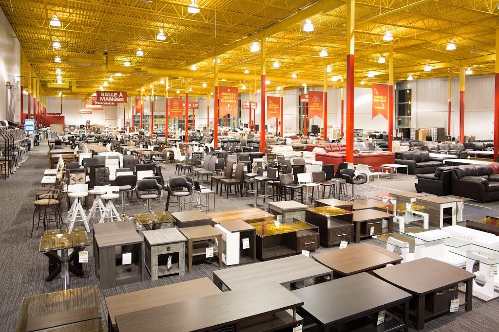 Liquida Meubles | furniture store | 5000 Boulevard des Galeries, Québec, QC G2K 2L5, Canada | 4186225051 OR +1 418-622-5051