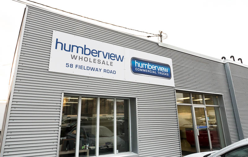 Humberview Wholesale | car dealer | 58 Fieldway Rd, Etobicoke, ON M8Z 3L2, Canada | 4162340311 OR +1 416-234-0311
