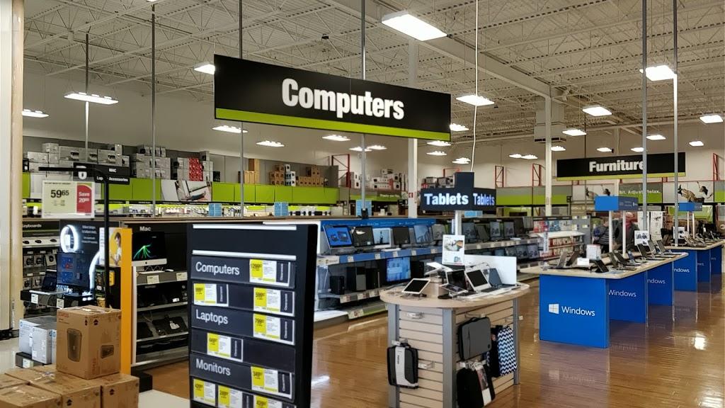 Staples | electronics store | 3060 Davidson Ct Unit C2, Burlington, ON L7M 4X7, Canada | 9053321071 OR +1 905-332-1071